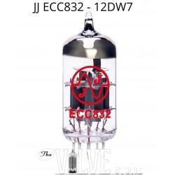 JJ ELECTRONIC 12DW7 ECC832