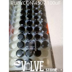 RUBYCON 450V 100uF