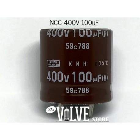 NCC 400V 100uF