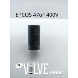 EPCOS 47uF 400v