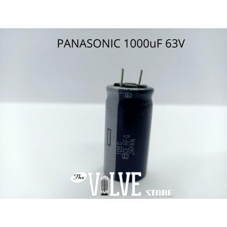 PANASONIC 1000uF 63V