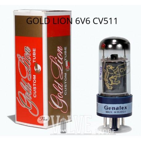 GOLD LION 6V6 CV511