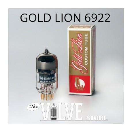 GENALEX GOLD LION 6922 / E88CC