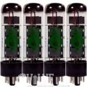 Electro Harmonix EL34 MATCHED QUAD