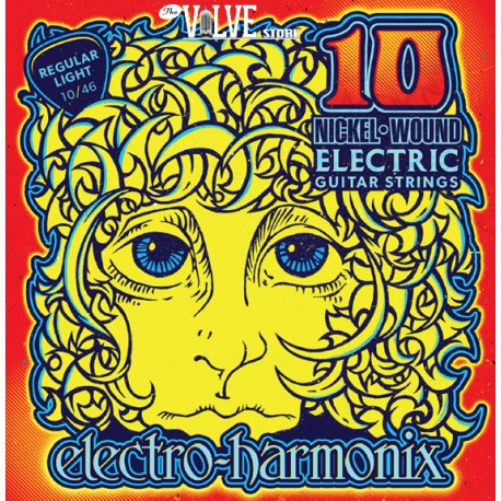 EXH Nickel Wound Electric Guitar Strings (10s)