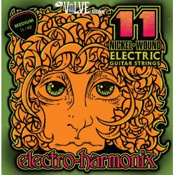 EXH Nickel Wound Electric Guitar Strings (11s)