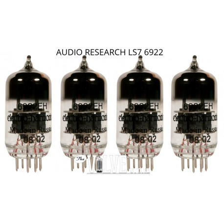 Audio Research LS7 Valve Set