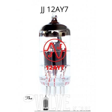 JJ ELECTRONIC 12AY7 6072