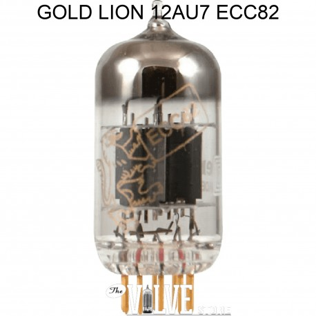 Genalex Gold Lion 12AU7 ECC82