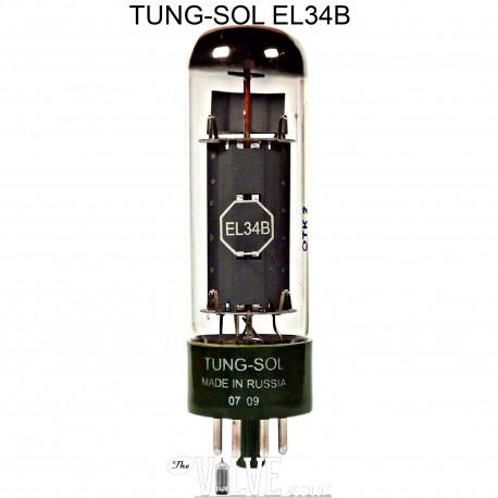 Tung Sol EL34B